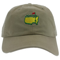 Masters Khaki Caddy Hat