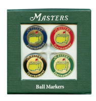 2017 Masters 4 Pack Ball Markers
