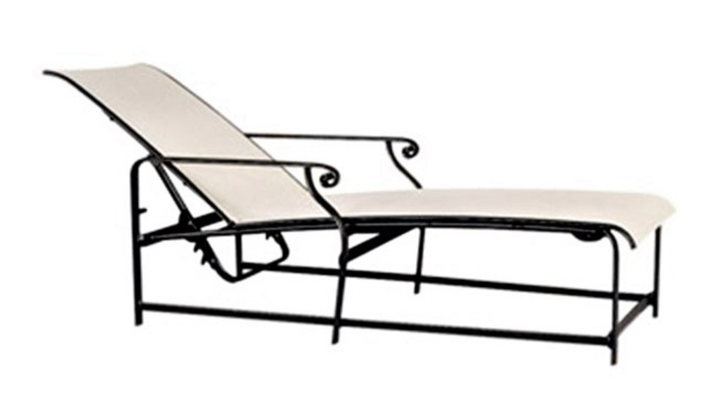 Aegean Sling Adjustable Chaise