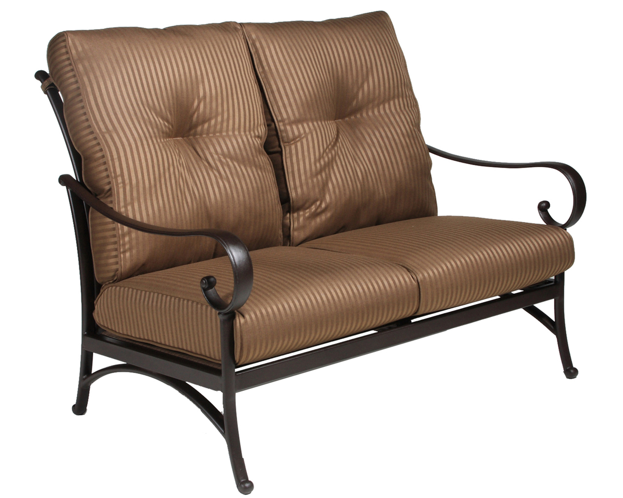 Santa Barbara Loveseat By Alu Mont