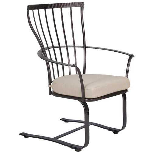 Monterra Dining Spring Arm Chair