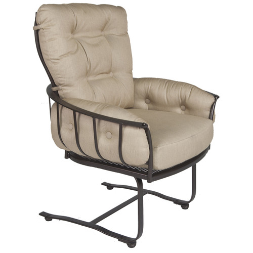 Monterra Club Dining Spring Base Arm Chair