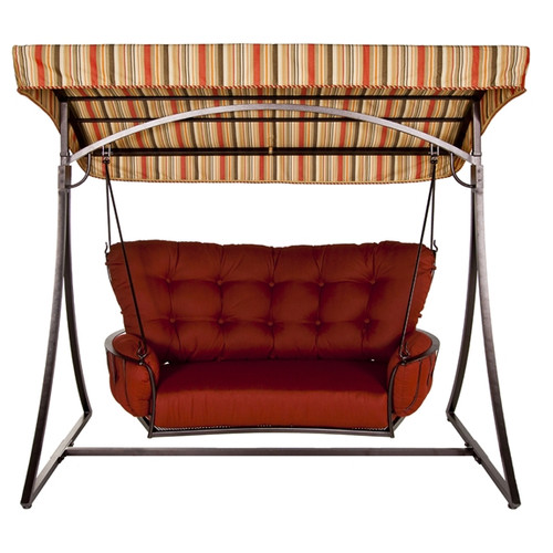 Monterra Cuddle Swing with Canopy