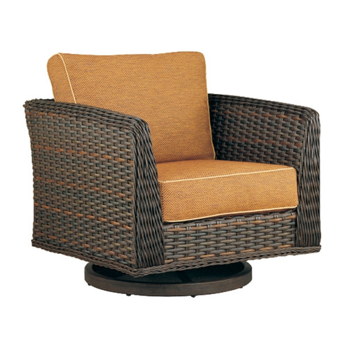 Catalina Low Back Lounge Swiveling Glider