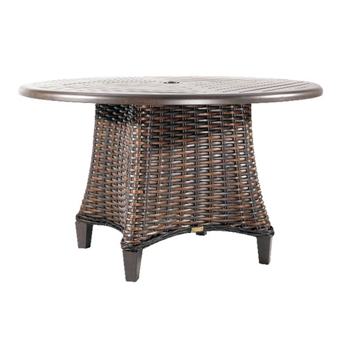 Catalina 48in Round Dining Table. Quick View. Patio Renaissance
