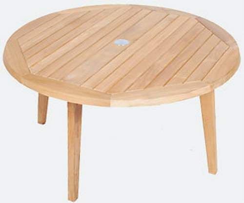 Quantas Teak Chat Table