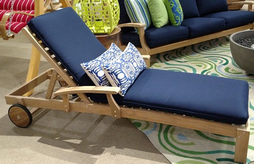 Jib Adjustable Chaise Lounge Chair