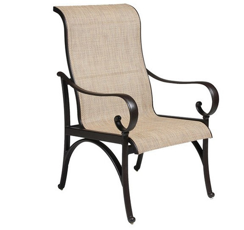 Santa Barbara Sling Dining Chair