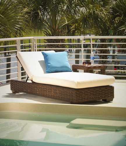 Contempo Pool Chaise