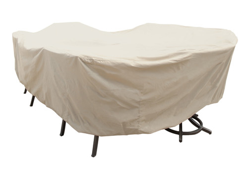 Table & Chairs Cover - XL Oval