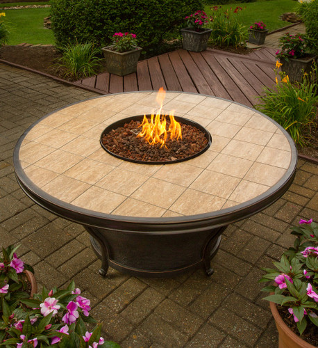 Conquest Round Fire pit