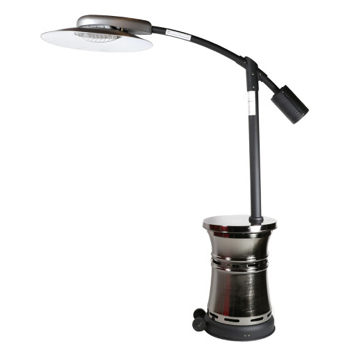 Curve Infrared Outdoor Patio Heater