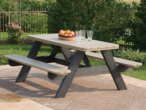 Adirondack 6' Picnic Table