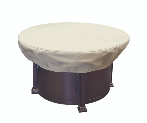 Fire Pit Cover - Small Round