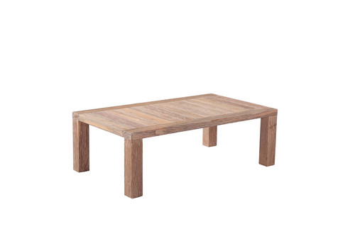 Rio Weathered Teak Coffee Table