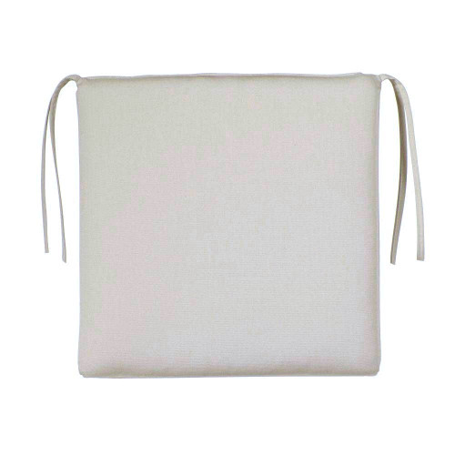 Seat Cushion - Canvas Natural