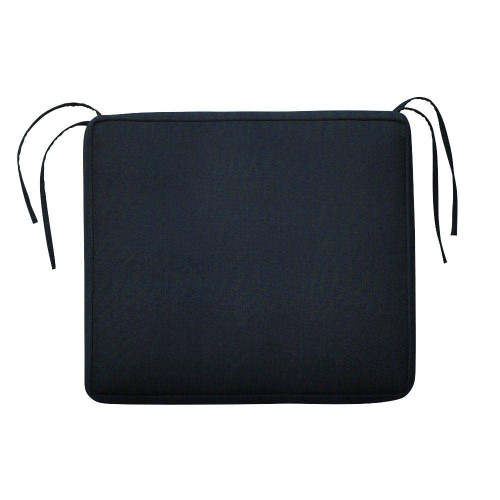 Seat Cushion - Canvas Navy