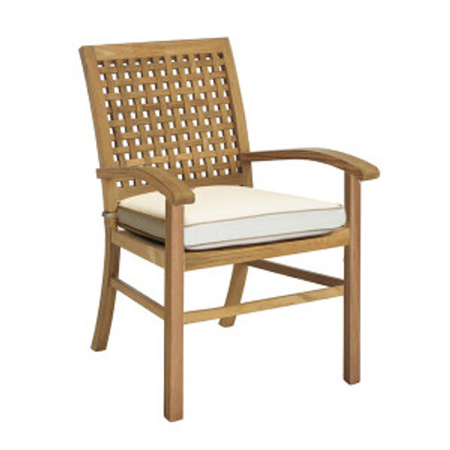 Ocean Teak Arm Chair