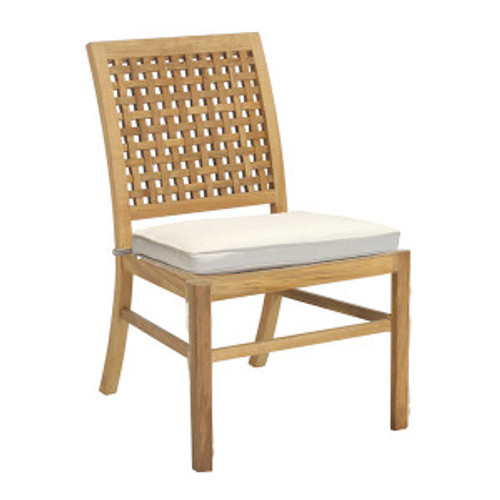 Ocean Teak Side Chair