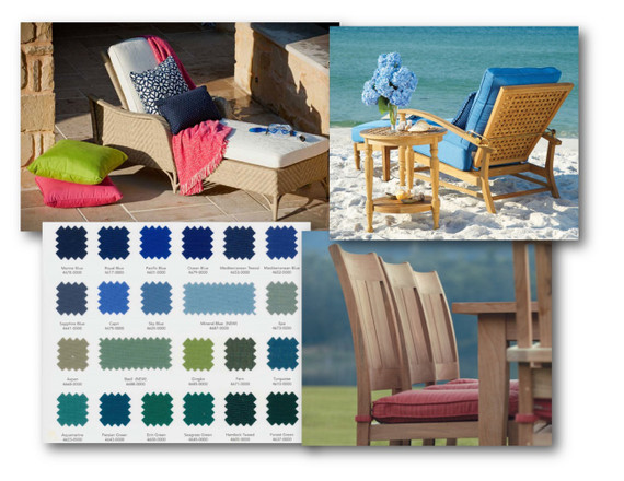 A Guide to Replacement Cushions for your Patio