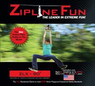 ZLX - 90' Zip Line Xtreme