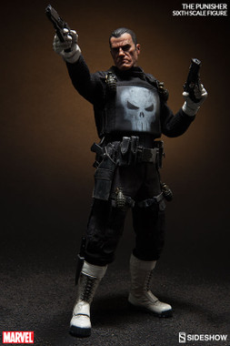 100212 Frank Castle as The Punisher 1