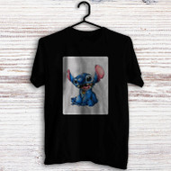 Stitch Disney Custom Men Woman T Shirt