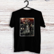 The Last of Us Custom Men Woman T Shirt