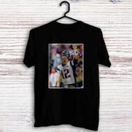 Tom Brady New England Patriots Custom Men Woman T Shirt