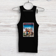 Iron Maiden Trooper Custom Men Woman Tank Top