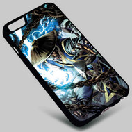 Mortal Kombat Raiden on your case iphone 4 4s 5 5s 5c 6 6plus 7 Samsung Galaxy s3 s4 s5 s6 s7 HTC Case
