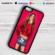 Ariana Grande Red iPhone 5 Case