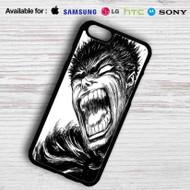 Berserk Guts Comics iPhone 5 Case