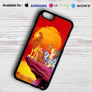 The Lion King Characters Disney iPhone 5 Case