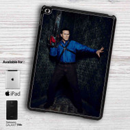 Ash vs Evil Dead iPad Samsung Galaxy Tab Case