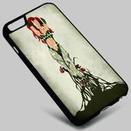 Poison Ivy DC Comics (1) on your case iphone 4 4s 5 5s 5c 6 6plus 7 Samsung Galaxy s3 s4 s5 s6 s7 HTC Case