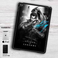 League of Legends Yasuo iPad Samsung Galaxy Tab Case