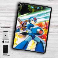 Mega Man Maverick Hunter X iPad Samsung Galaxy Tab Case