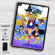 Sailor Moon Characters Rainbow iPad Samsung Galaxy Tab Case