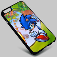 Sonic The Hedgehog (1) on your case iphone 4 4s 5 5s 5c 6 6plus 7 Samsung Galaxy s3 s4 s5 s6 s7 HTC Case
