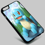 Squirtle's Bubble Pokemon (1) on your case iphone 4 4s 5 5s 5c 6 6plus 7 Samsung Galaxy s3 s4 s5 s6 s7 HTC Case