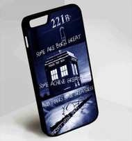 Sherlock Holmes Tardis Harry Potter Iphone 6 Plus Case