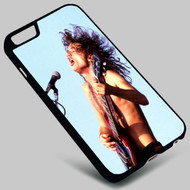 Angus Young ACDC Iphone 6 Plus Case