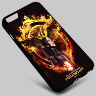 The Hunger Games Mockingjay Katniss Everdeen on your case iphone 4 4s 5 5s 5c 6 6plus 7 Samsung Galaxy s3 s4 s5 s6 s7 HTC Case