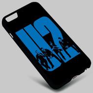 U2 Band (2) Iphone 4 4s 5 5s 5c 6 6plus 7 Samsung Galaxy s3 s4 s5 s6 s7 HTC Case
