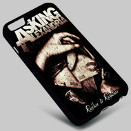 Asking Alexandria (2) Iphone 4 4s 5 5s 5c 6 6plus 7 Samsung Galaxy s3 s4 s5 s6 s7 HTC Case