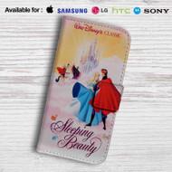 Disney Sleeping Beauty Classic Leather Wallet Samsung Galaxy S7 Case
