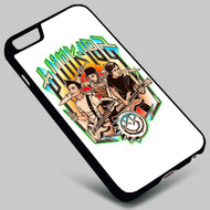 Blink 182 (1) on your case iphone 4 4s 5 5s 5c 6 6plus 7 Samsung Galaxy s3 s4 s5 s6 s7 HTC Case