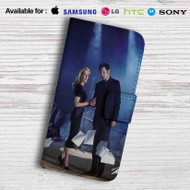 The X-Files Movie Leather Wallet Samsung Galaxy S7 Case