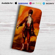 Zuko Avatar Leather Wallet Samsung Galaxy S7 Case